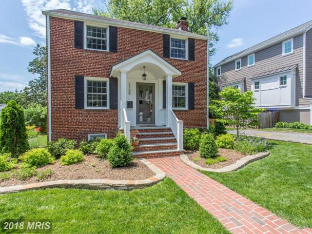 1708 Kenilworth Street N, Arlington, VA 22205 (#AR10246021) :: The Sky Group