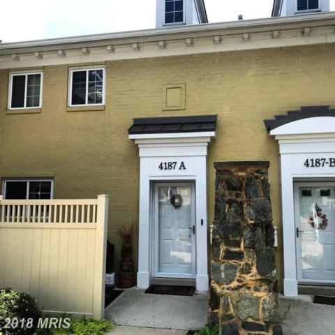 4187 Four Mile Run Drive A, Arlington, VA 22204 (#AR10248663) :: Circadian Realty Group