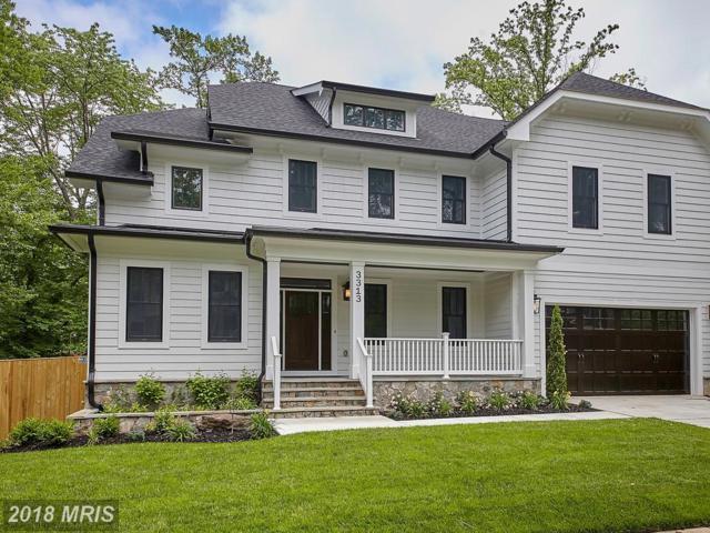 3313 Pocomoke Street, Arlington, VA 22207 (#AR10248980) :: Browning Homes Group