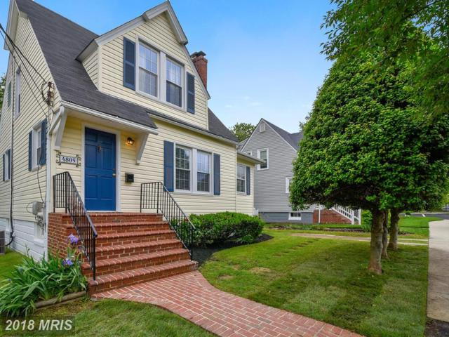 4805 25TH Street N, Arlington, VA 22207 (#AR10250845) :: Arlington Realty, Inc.