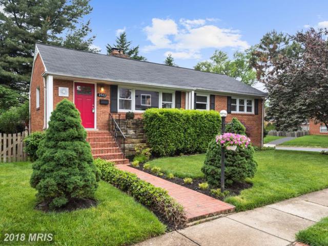 2512 Kenilworth Street, Arlington, VA 22207 (#AR10251149) :: Fine Nest Realty Group