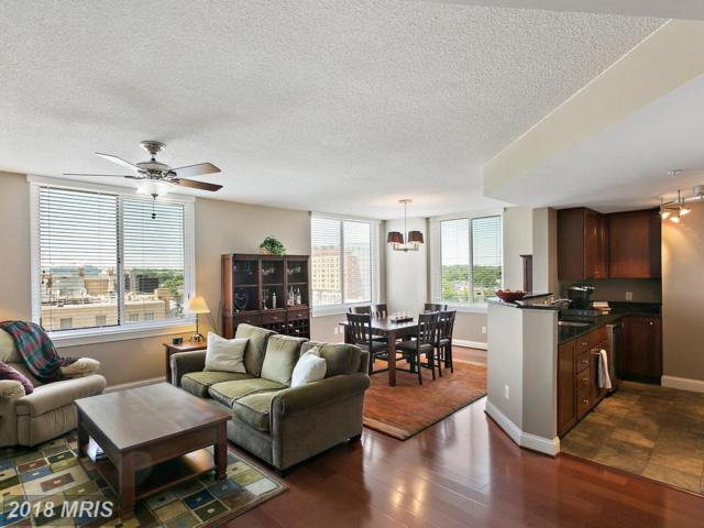 1020 Highland Street N #816, Arlington, VA 22201 (#AR10251640) :: RE/MAX Cornerstone Realty