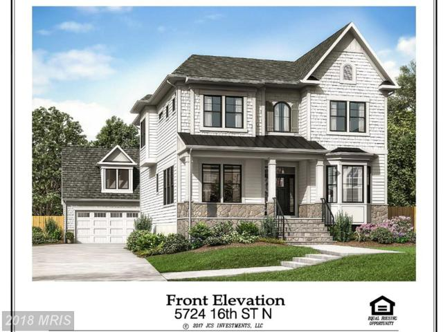5724 16TH Street N, Arlington, VA 22205 (#AR10268341) :: Colgan Real Estate