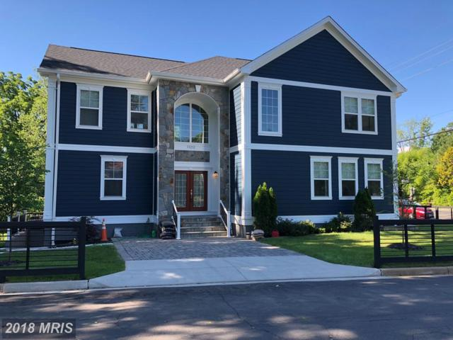 1100 Roosevelt Street, Arlington, VA 22205 (#AR10272503) :: Browning Homes Group