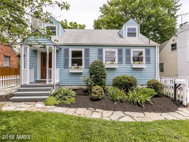 1717 Monroe Street S, Arlington, VA 22204 (#AR10273831) :: The Foster Group