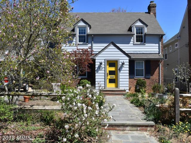 537 North Norwood Street, Arlington, VA 22203 (#AR10274345) :: The Withrow Group at Long & Foster