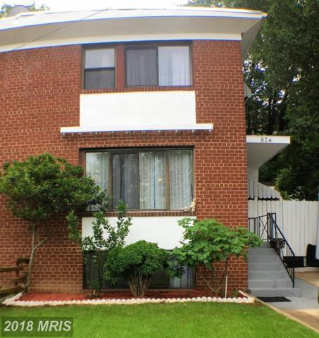 824 Dinwiddie Street, Arlington, VA 22204 (#AR10277192) :: The Belt Team