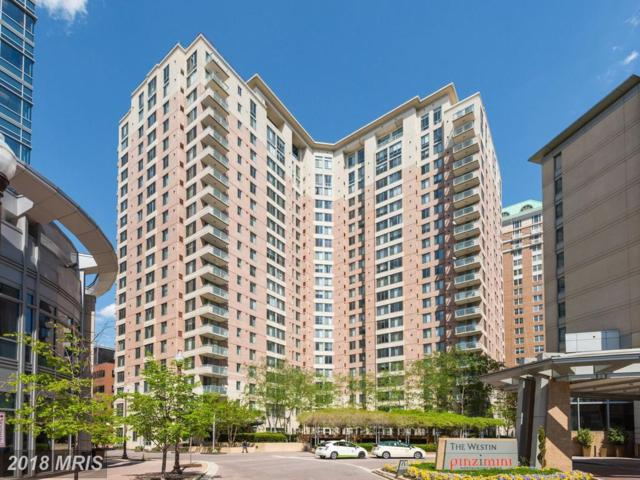 851 Glebe Road #1110, Arlington, VA 22203 (#AR10278410) :: The Belt Team