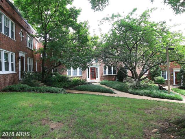 1902 Rhodes Street #64, Arlington, VA 22201 (#AR10278822) :: Samantha Bendigo
