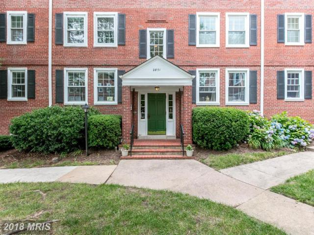 2871 Buchanan Street A1, Arlington, VA 22206 (#AR10282484) :: Provident Real Estate