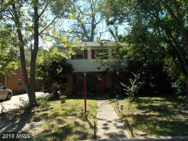 604 N Garfield Street, Arlington, VA 22201 (#AR10295361) :: Provident Real Estate