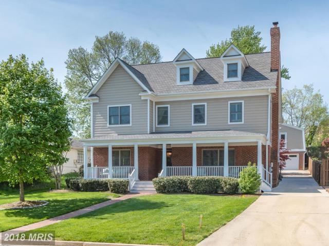5523 24TH Street N, Arlington, VA 22205 (#AR10296411) :: The Hagarty Real Estate Team