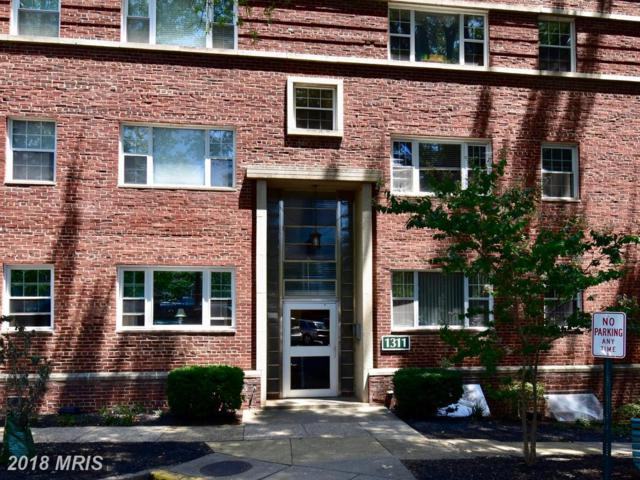 1311 Ode Street #604, Arlington, VA 22209 (#AR10298421) :: TVRG Homes