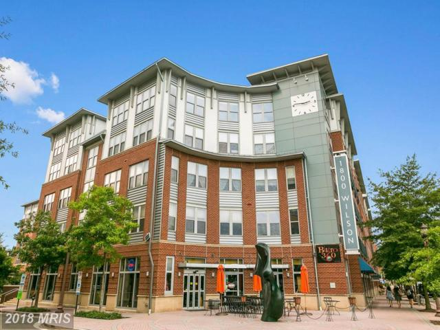 1800 Wilson Boulevard #436, Arlington, VA 22201 (#AR10301404) :: City Smart Living