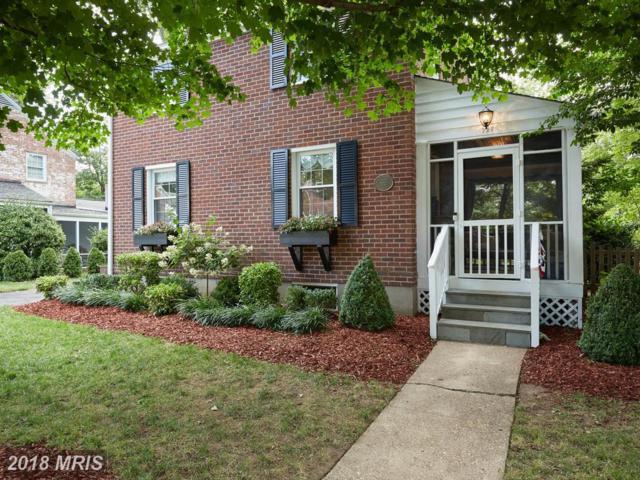 227 N Greenbrier Street, Arlington, VA 22203 (#AR10303171) :: Frontier Realty Group