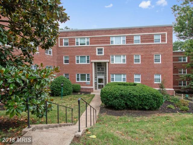 1303 Ode Street #211, Arlington, VA 22209 (#AR10309560) :: Pearson Smith Realty