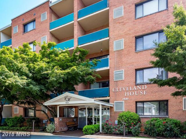 1931 Cleveland Street #506, Arlington, VA 22201 (#AR10318369) :: Bob Lucido Team of Keller Williams Integrity