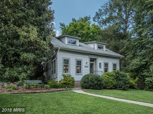 1512 Mckinley Road, Arlington, VA 22205 (#AR10329421) :: Colgan Real Estate