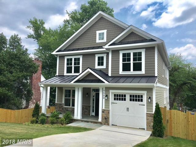 1523 Mckinley Road N, Arlington, VA 22205 (#AR10329905) :: Colgan Real Estate