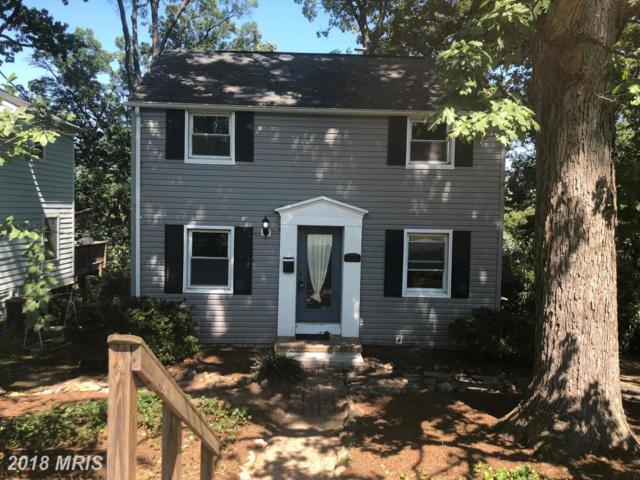 1028 Edison Street, Arlington, VA 22204 (#AR10345900) :: Colgan Real Estate