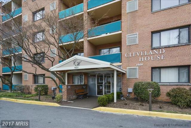 1931 Cleveland Street #102, Arlington, VA 22201 (#AR9864555) :: LoCoMusings