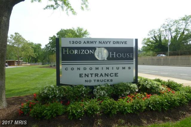1300-S Army Navy Drive S #229, Arlington, VA 22202 (#AR9930470) :: LoCoMusings