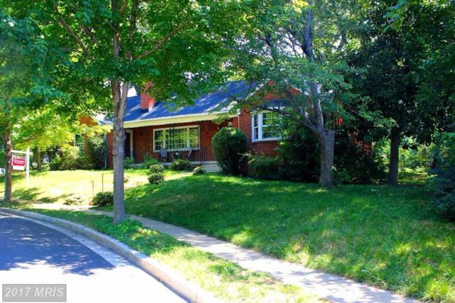 31 Jackson Street, Arlington, VA 22201 (#AR9961574) :: Browning Homes Group