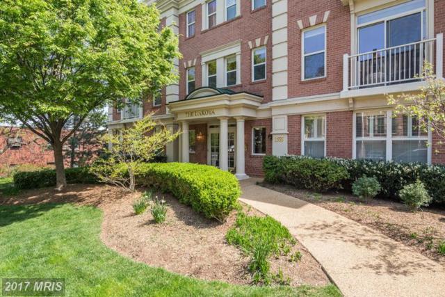 1555 Colonial Terrace N #301, Arlington, VA 22209 (#AR9985728) :: LoCoMusings