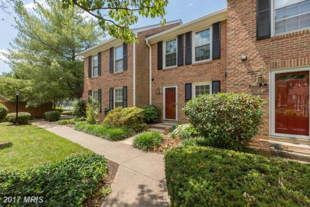 2512-E Arlington Mill Drive #5, Arlington, VA 22206 (#AR9986706) :: The Cruz Group