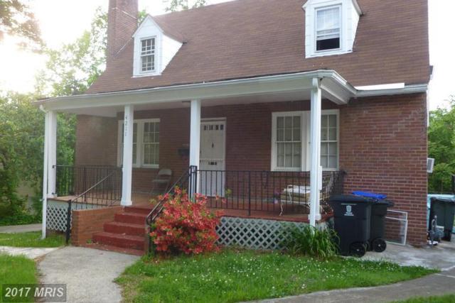 4211 16TH Street S, Arlington, VA 22204 (#AR9988451) :: Robyn Burdett Real Estate Group
