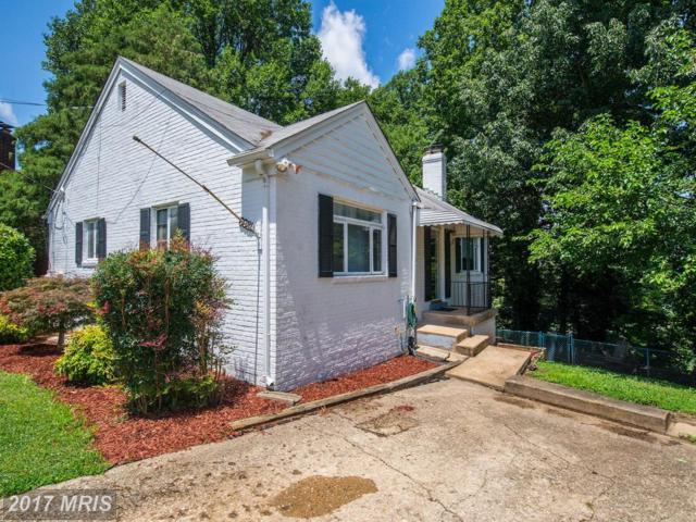 6081 9TH Place N, Arlington, VA 22205 (#AR9989536) :: Pearson Smith Realty