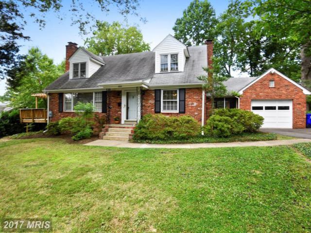 3931 Chesterbrook Road, Arlington, VA 22207 (#AR9991014) :: Pearson Smith Realty