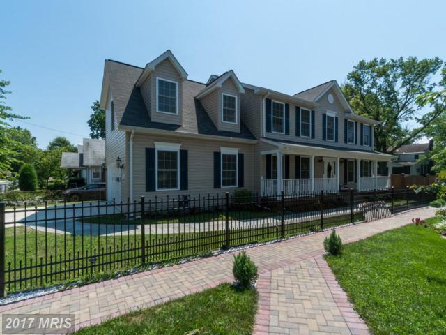 5128 9TH Street N, Arlington, VA 22205 (#AR9992637) :: Provident Real Estate