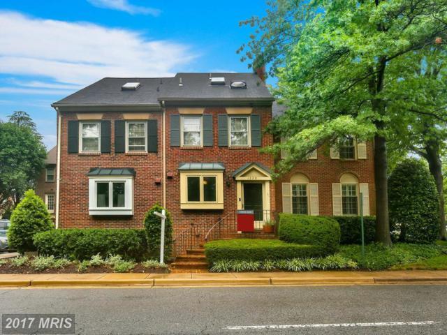 1220 Abingdon Drive, Alexandria, VA 22314 (#AX10002236) :: Pearson Smith Realty