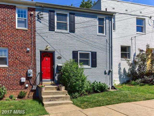 249 Burgess Avenue, Alexandria, VA 22305 (#AX10003483) :: Pearson Smith Realty