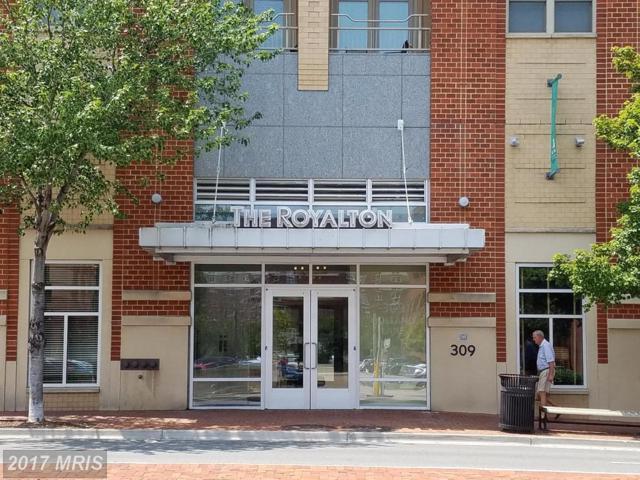 309 Holland Lane #332, Alexandria, VA 22314 (#AX10007595) :: Pearson Smith Realty