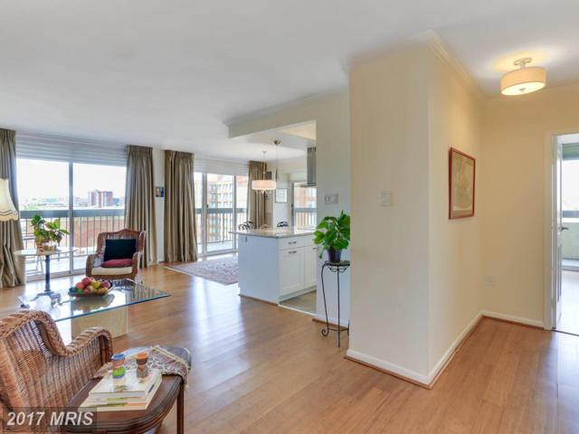 400 Madison Street #904, Alexandria, VA 22314 (#AX10011922) :: Arlington Realty, Inc.