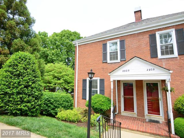 2923 Dinwiddie Street S, Arlington, VA 22206 (#AX10024742) :: Pearson Smith Realty