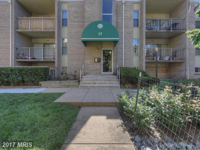 17 Canterbury Square #301, Alexandria, VA 22304 (#AX10025378) :: Pearson Smith Realty