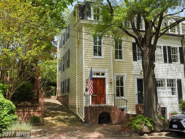 511 Wolfe Street, Alexandria, VA 22314 (#AX10026045) :: Pearson Smith Realty
