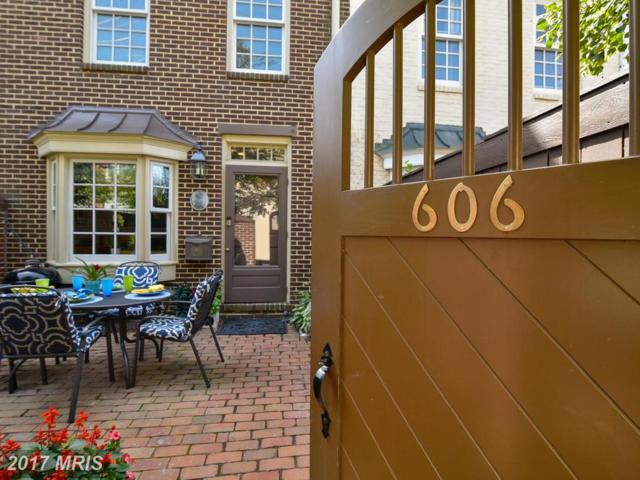 606 Pendleton Street, Alexandria, VA 22314 (#AX10048516) :: Pearson Smith Realty