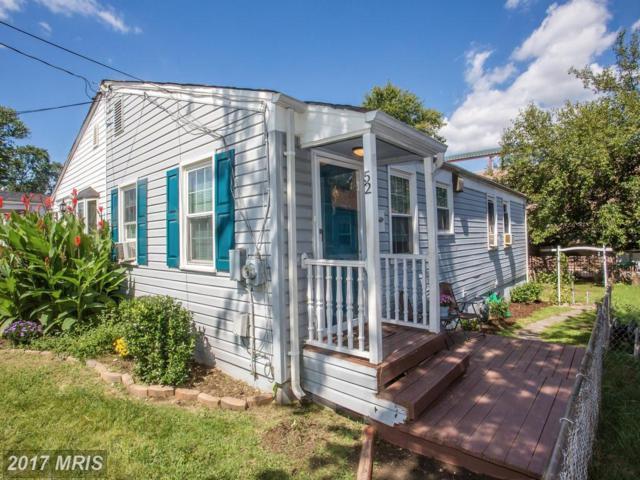 52 Reed Avenue, Alexandria, VA 22305 (#AX10050842) :: Pearson Smith Realty