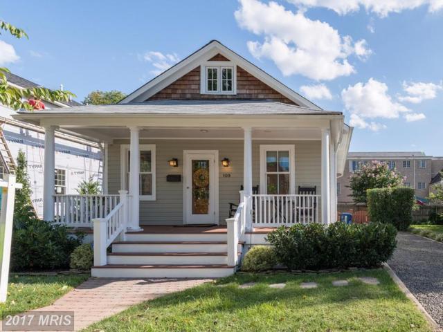 109 Custis Avenue E, Alexandria, VA 22301 (#AX10052076) :: Pearson Smith Realty
