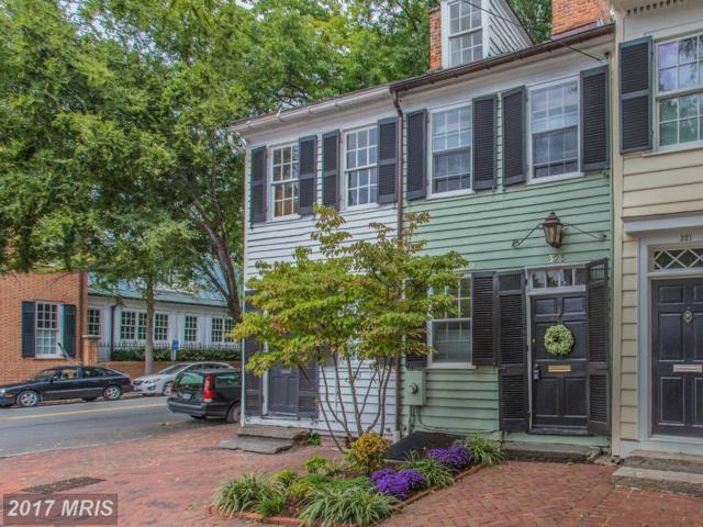 323 Duke Street, Alexandria, VA 22314 (#AX10057156) :: Pearson Smith Realty