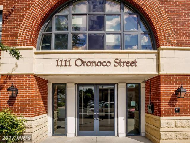 1111 Oronoco Street #427, Alexandria, VA 22314 (#AX10060706) :: Pearson Smith Realty
