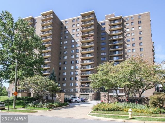 200 Pickett Street #813, Alexandria, VA 22304 (#AX10062899) :: Pearson Smith Realty