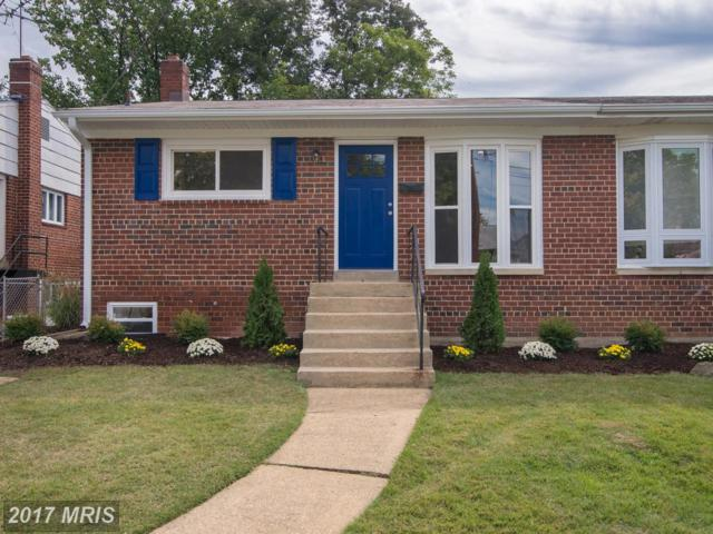 116 S Jenkins Street, Alexandria, VA 22304 (#AX10065036) :: Circadian Realty Group