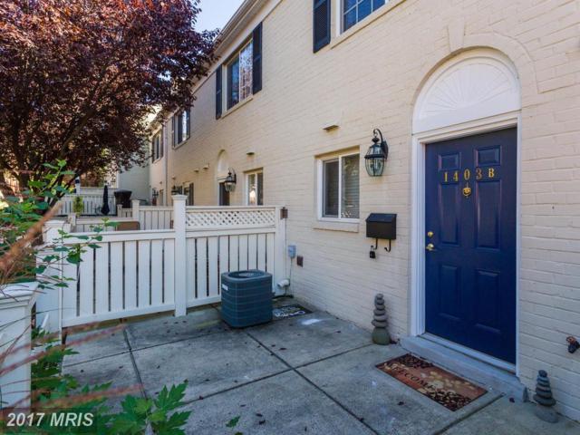 1403-B Van Dorn Street N B, Alexandria, VA 22304 (#AX10076883) :: LoCoMusings