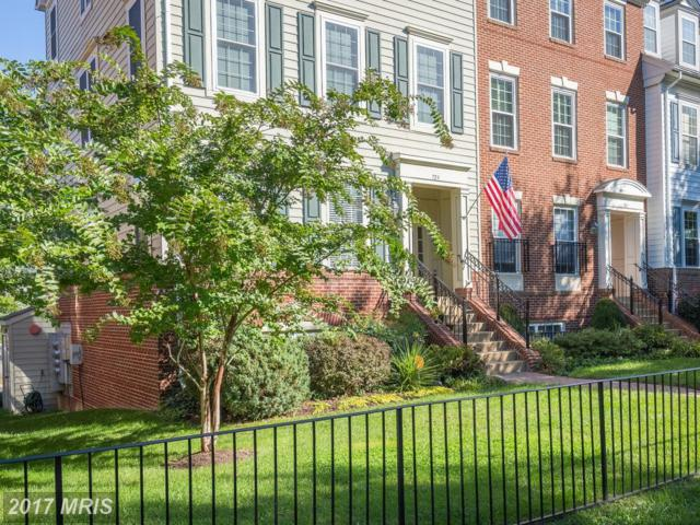 723-A Massey Lane, Alexandria, VA 22314 (#AX10081753) :: Tom & Cindy and Associates