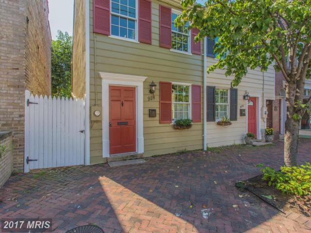918 Queen Street, Alexandria, VA 22314 (#AX10084511) :: LoCoMusings